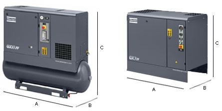 合肥阿特拉斯gx系列微油螺杆式压缩机合肥阿特拉斯gx11空压机
